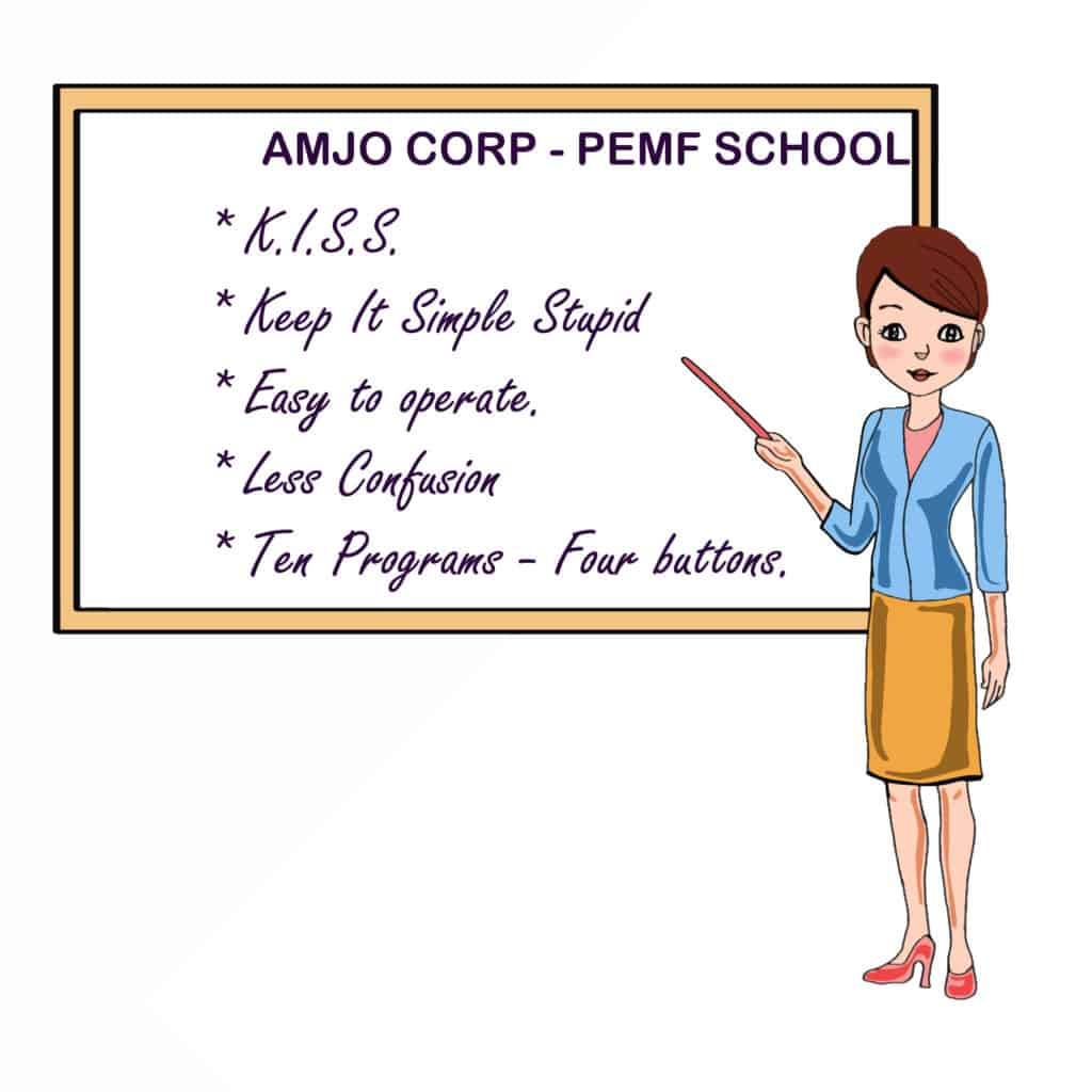 PEMF-SCHOOL-Keep It Simple Stupid