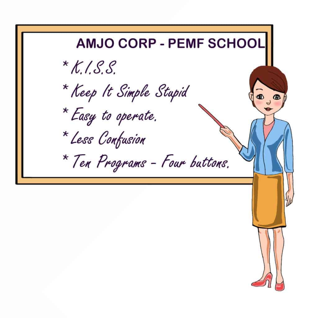 PEMF-SCHOOL-Keep It Simple Stupid