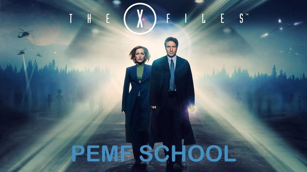 X-Files - PEMF-SCHOOL